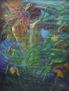 A Mermaid Series Number 4
